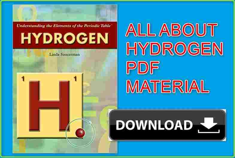 All About Hydrogen and its Properties